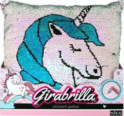 Russell Girabrilla Jednorożec ozdobna poduszka (02546)