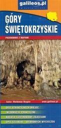Przewodnik z mapami - Góry Świętokrzyskie