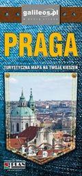 Mapa kieszonkowa Praga