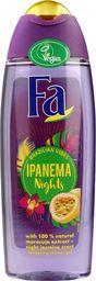 Fa Żel pod prysznic Brazilian Vibes Ipanema Nights Shower Gel Maracuja Night Jasmine Scent 250ml