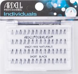 Ardell Zestaw kępek Individual Short Black 56 szt.
