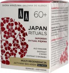 AA Krem do twrazy Japan Rituals 60+ regenerujący 50ml