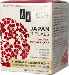 AA Krem do twarzy Japan Rituals 60+ stymulacja gęstości skóry 50ml