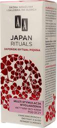 AA Krem pod oczy Japan Rituals nawilżający 15ml
