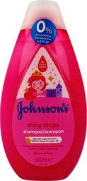 Johnsons JOHNSON'S BABY_Shiny Drop Shampoo szampon dla dzieci z olejkiem arganowym 500ml