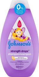 Johnsons JOHNSON'S BABY_Strength Drops Shampoo szampon dla dzieci z witaminą E 500ml