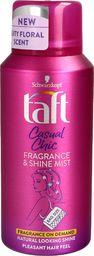 Taft TAFT_Casual Chic Fragrance & Shine Mist nabłyszczająca mgiełka do włosów 100ml