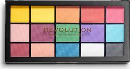 Makeup Revolution Makeup Revolution, paleta cieni do powiek Reloaded Marvellous Mattes Iconic 11 g