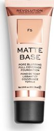 Makeup Revolution Matte Base Fundation F5 28ml