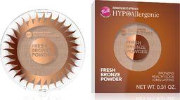 BELL Hypoallergenic Fresh Bronze Puder brązujący nr 02
