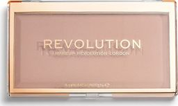 Makeup Revolution Puder matujący Matte Base Powder P6