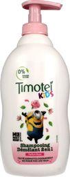 Timotei Timotei Kids Szampon do włosów dla dzieci - Róża  400ml