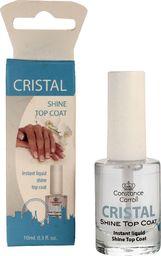 Constance Carroll Constance Carroll Cristal Shine Top Coat Top nabłyszczający na lakier  10ml