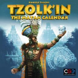 Czech Games Edition Gra planszowa Tzolk'in The Mayan Calendar