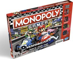Hasbro Monopoly Gamer Mario Kart Multi-Colour (wersja angielska)