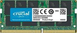 Pamięć do laptopa Crucial 16GB DDR4 2666MHz CL19 (CT16G4TFD8266)