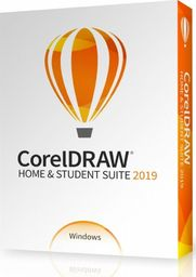 Corel CorelDRAW Home & Student 2019-CDHS2019CZPLMBEU