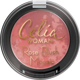 Celia Celia Woman Róż do policzków Rose Blush Mosaik nr 02  1szt