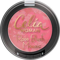 Celia Celia Woman Róż do policzków Rose Blush Mosaik nr 01  1szt