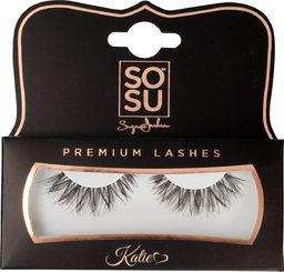 SOSU SOSU Premium Lashes Sztuczne rzęsy Katie - 100% naturalne  1op.