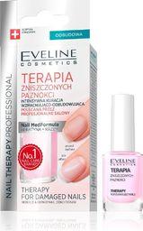Eveline Eveline Nail Therapy Intensywna Kuracja wzmacniająco-odbudowująca 12ml