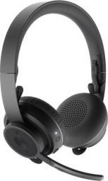 Słuchawki z mikrofonem Logitech Zone (981-000798)