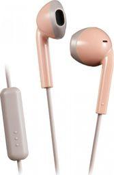 Słuchawki JVC Słuchawki HA-F19M różowe-JVC HA-F19M-PT-E