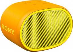 Głośnik Sony SRS-XB01 (SRSXB01Y.CE7) zółty