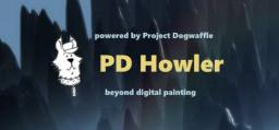 Squirreldome.com PD Howler 9.6 Digital Painter and Visual FX box