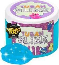 TUBAN Masa plastyczna Super Slime Brokat neon niebieski 0,5 kg-TU3109