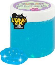 TUBAN Masa plastyczna Super Slime Brokat neon niebieski 0,1 kg (TU3107)
