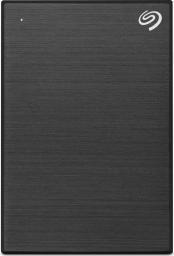 Dysk zewnętrzny Seagate HDD Backup Plus Portable 5 TB Czarny (STHP5000400)