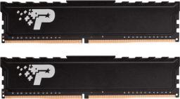 Pamięć Patriot Signature Premium, DDR4, 8 GB,2666MHz, CL19 (PSP48G2666KH1)