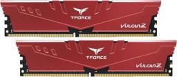Pamięć Team Group Vulcan Z, DDR4, 16 GB, 3000MHz, CL16 (TLZRD416G3000HC16CDC01)