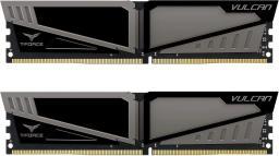Pamięć Team Group Vulcan, DDR4, 8 GB,2666MHz, CL15 (TLGD48G2666HC15BDC01)