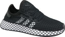 Adidas adidas Originals Deerupt Runner J CG6840  czarne 37 1/3