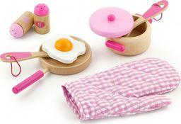 Viga Drewniany Kuchenny Zestaw do gotowania Viga Toys