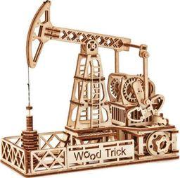Wood Trick Mechaniczne Puzzle 3D – Szyb naftowy