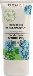 FLOSLEK Hand Care Botanical Krem do rąk wygładzający Olej z Migdałów 50ml