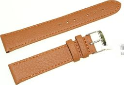 JVD Skórzany pasek do zegarka 18 mm JVD R22703-18 uniwersalny