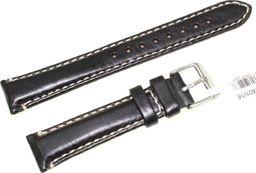 JVD Skórzany pasek do zegarka 18 mm JVD R22401-18 uniwersalny