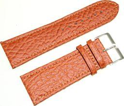 JVD Skórzany pasek do zegarka 30 mm JVD R22003-30 uniwersalny