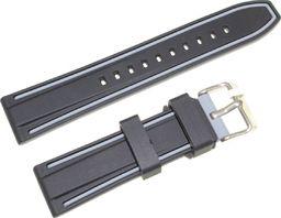 JVD Silikonowy pasek do zegarka 22 mm JVD R21914-22 uniwersalny