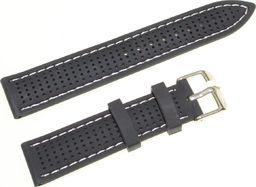 JVD Silikonowy pasek do zegarka 20 mm JVD R21704-20 uniwersalny
