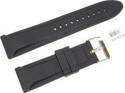 JVD Silikonowy pasek do zegarka 24 mm JVD R22201-24 uniwersalny