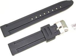 JVD Silikonowy pasek do zegarka 18 mm JVD R21601-18 uniwersalny