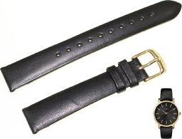 Timex Pasek do zegarka Timex TW2R36400 PW2R36400 16 mm Skóra uniwersalny