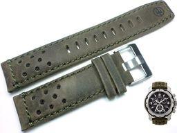 Timex Pasek do zegarka Timex T49626 P49626 22 mm Skóra WR uniwersalny
