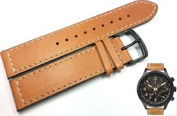 Timex Pasek do zegarka Timex T2N700 P2N700 20 mm Skóra uniwersalny