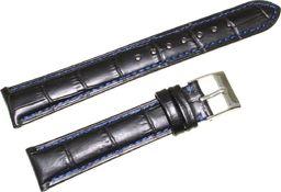 Tekla Skórzany pasek do zegarka 18 mm Tekla K13.18 uniwersalny